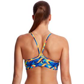 Funkita Sports Top Bikini Women colourful